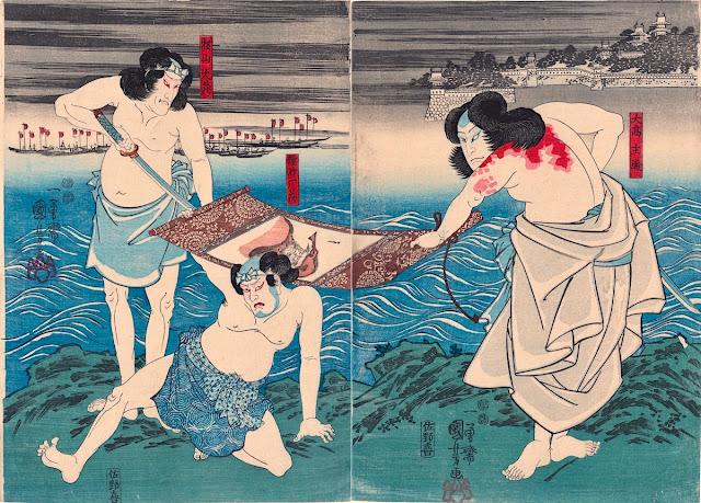 Kuniyoshi Takagi oriemon budo jitsu roku
