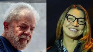 Namorada de Lula controla visitantes em Curitiba