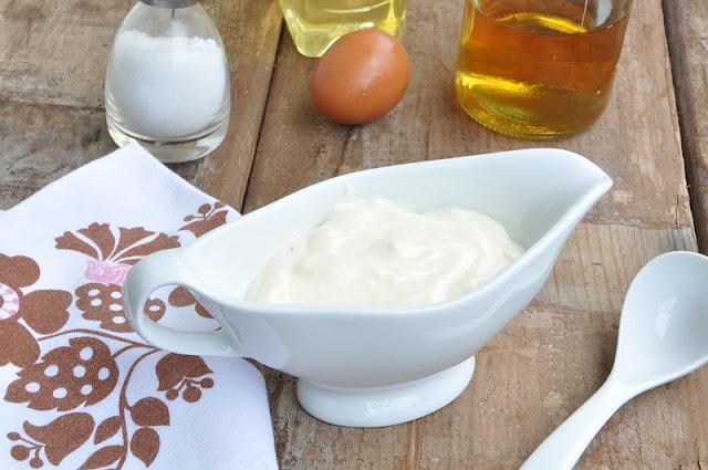 Thermomix Mayonnaise Recipe