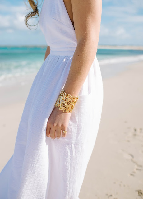 karine sultan gold cuff bracelet