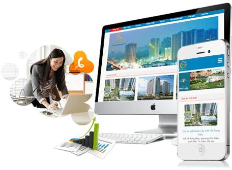 Tại sao nên thiết kế web Bất Động Sản giá rẻ tại Zubi Cloud - Hà Nội