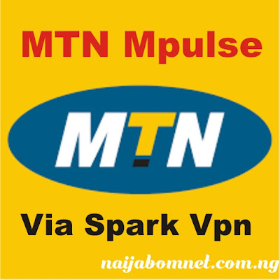 Latest Mtn Mpulse via spark vpn setting october 2018