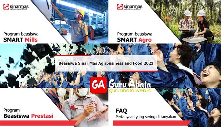 Pendaftaran Beasiswa Smart Mills, Smart Agro & Jalur Prestasi Sinar Mas