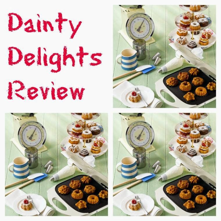 Dainty Delights Review: Fun Cakes In Minutes