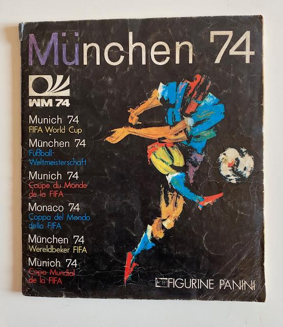 album figurine monaco 74