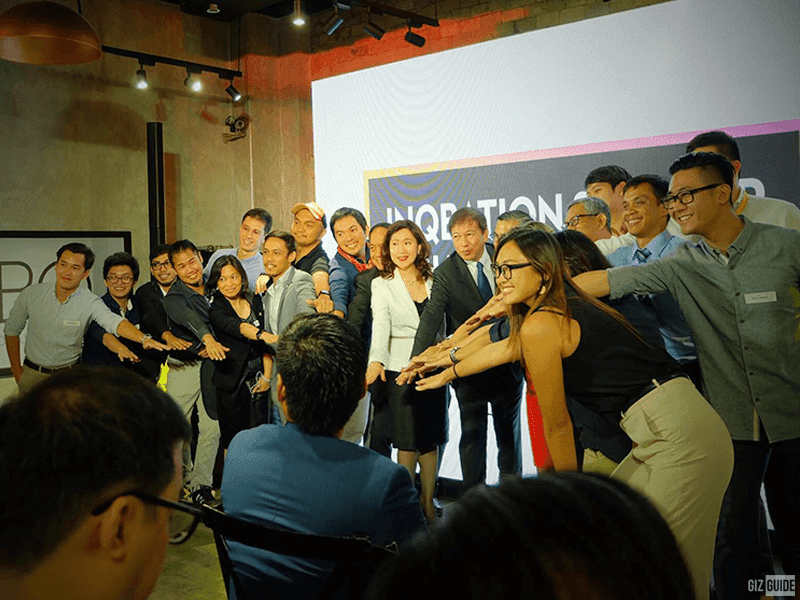 Start-up enablers presented at the INQBATION Startup Showcase