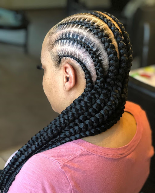 AFRICAN QUEENS AND PRINCESSES BRAIDS