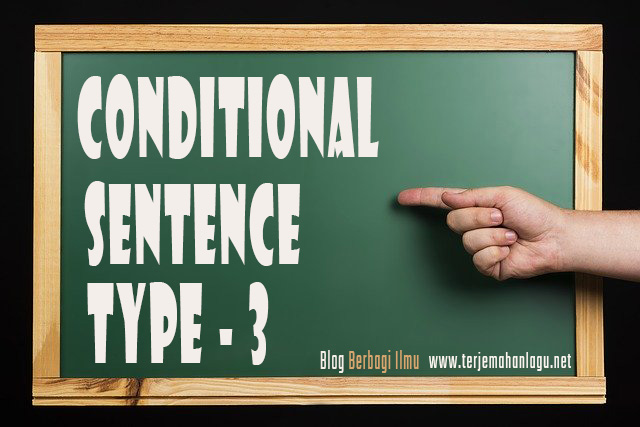 Conditoinal sentence type - 3