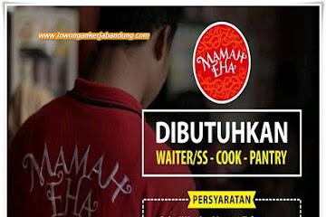 Lowongan Kerja Karyawan Mamah Eha Bandung