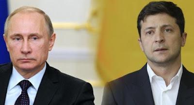 Путин настаивает на внесении изменений в украинскую Конституцию для легализации ОРДЛО