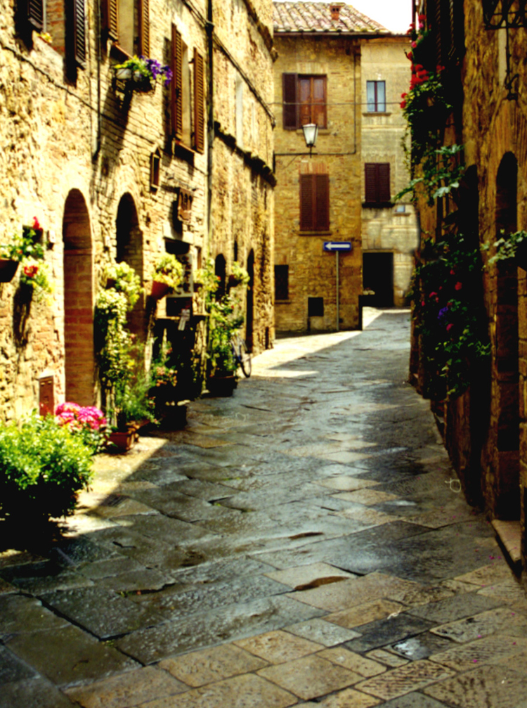 Free Mobile Fall Wallpapers Pienza Italy Most Beautiful Places In The World