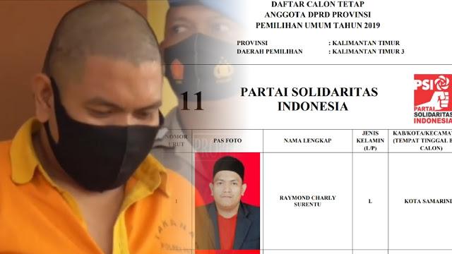 P3rkosa ABG Korban Pr0stitusi Online, Caleg Gagal PSI di Kaltim Ditangkap