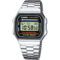 orologio Casio A168WA-1YES
