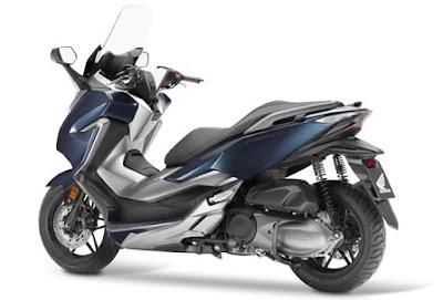 Honda Forza 300 2018 atau Forza 250 keren