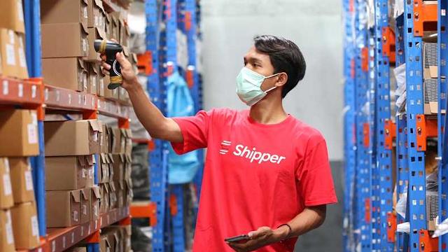 Lowongan Kerja Admin Inventory PT Shippindo Teknologi Logistik (Shipper) Balaraja Tangerang