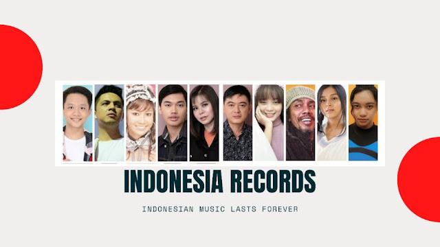 Foto para talent yang direkrut Indonesia Records. (Dok. Istimewa)