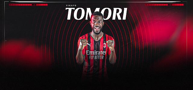 AC Milan sign Fikayo Tomori