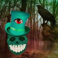 WowEscape-Terrible Skull Land Escape