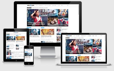 Kumpulan 5 Template Blogger yang Memiliki Desain Propesional