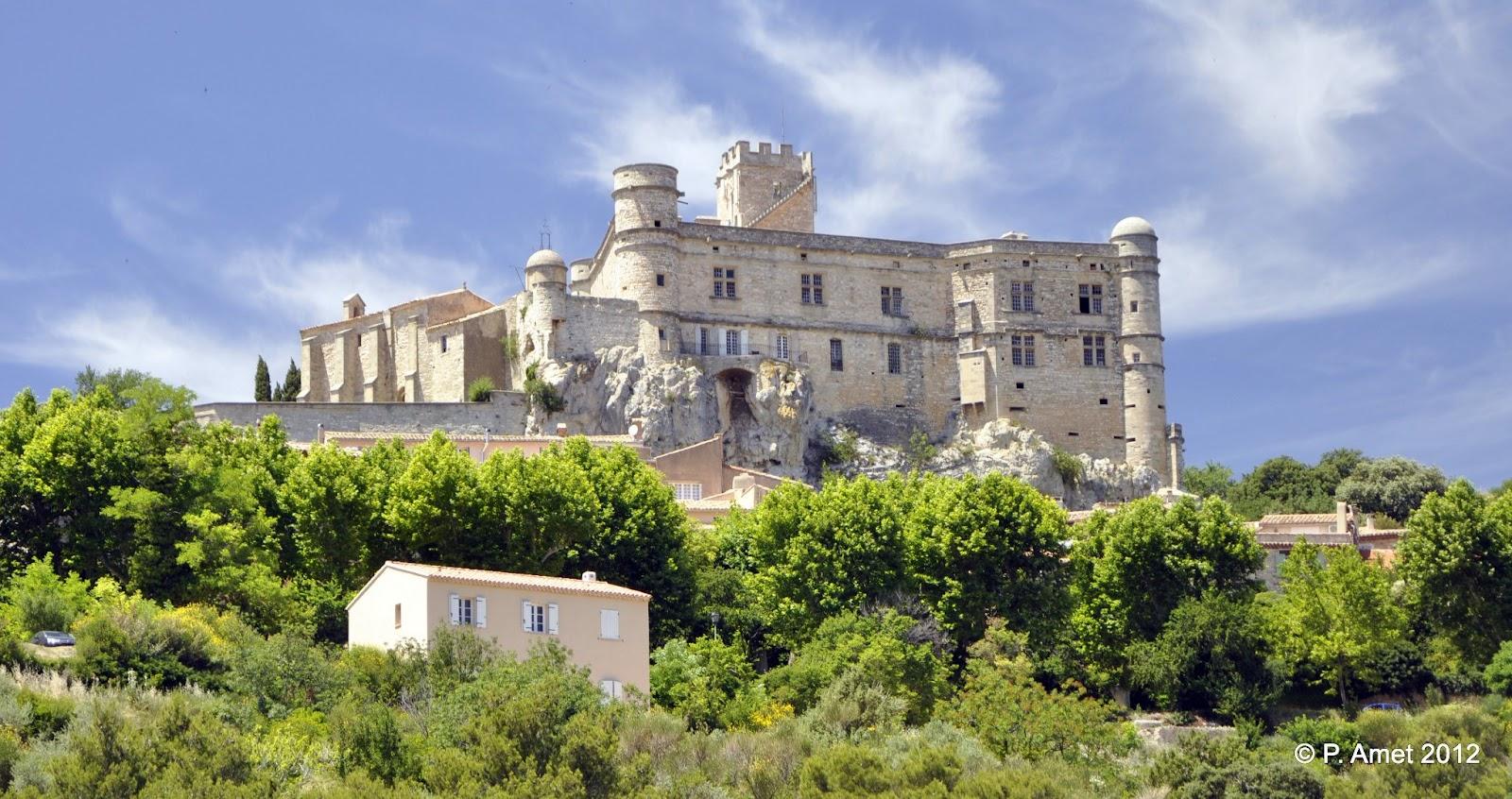 chateau vaucluse a vendre