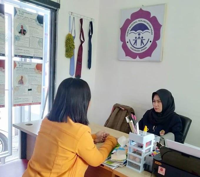Komisi Perlindungan Anak Jepara Berikan Konseling Psikologi Gratis