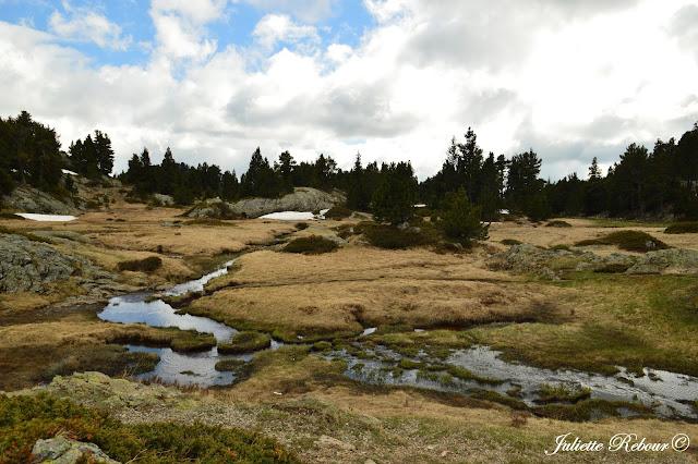 Randonnée en Isère, massif de Belledonne
