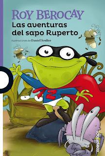 Las aventuras del sapo Ruperto, Roy Berocay
