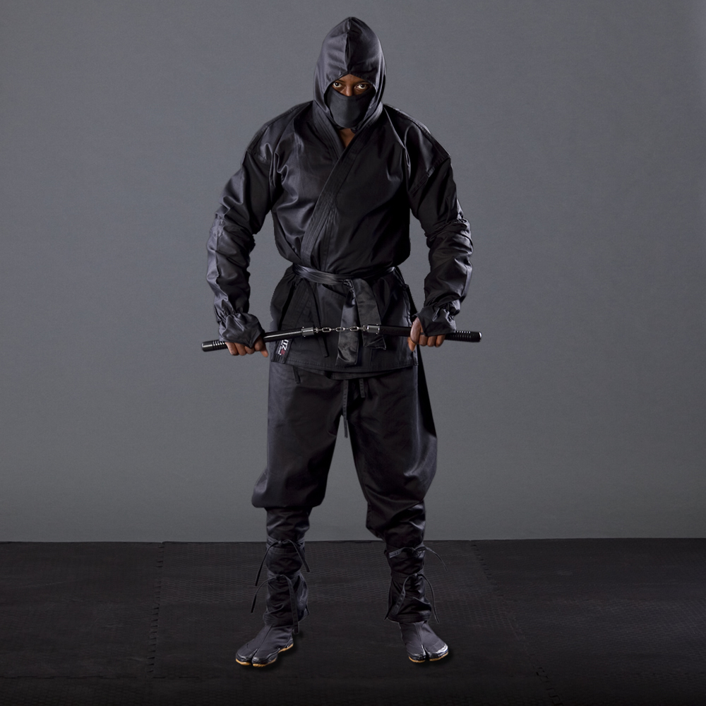 Mike.S Blogspot: Ninja Gear Research