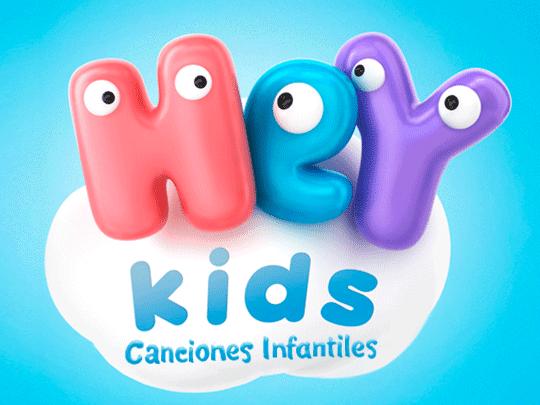 HeyKids - Canciones Infantiles | Canal Roku | Infantil
