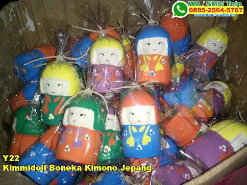 Kimmidoll Boneka Kimono Jepang