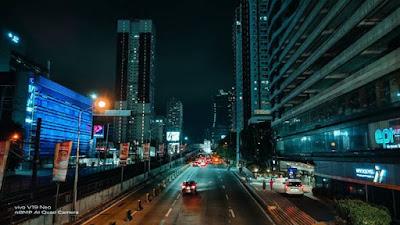 EDSA Night shot