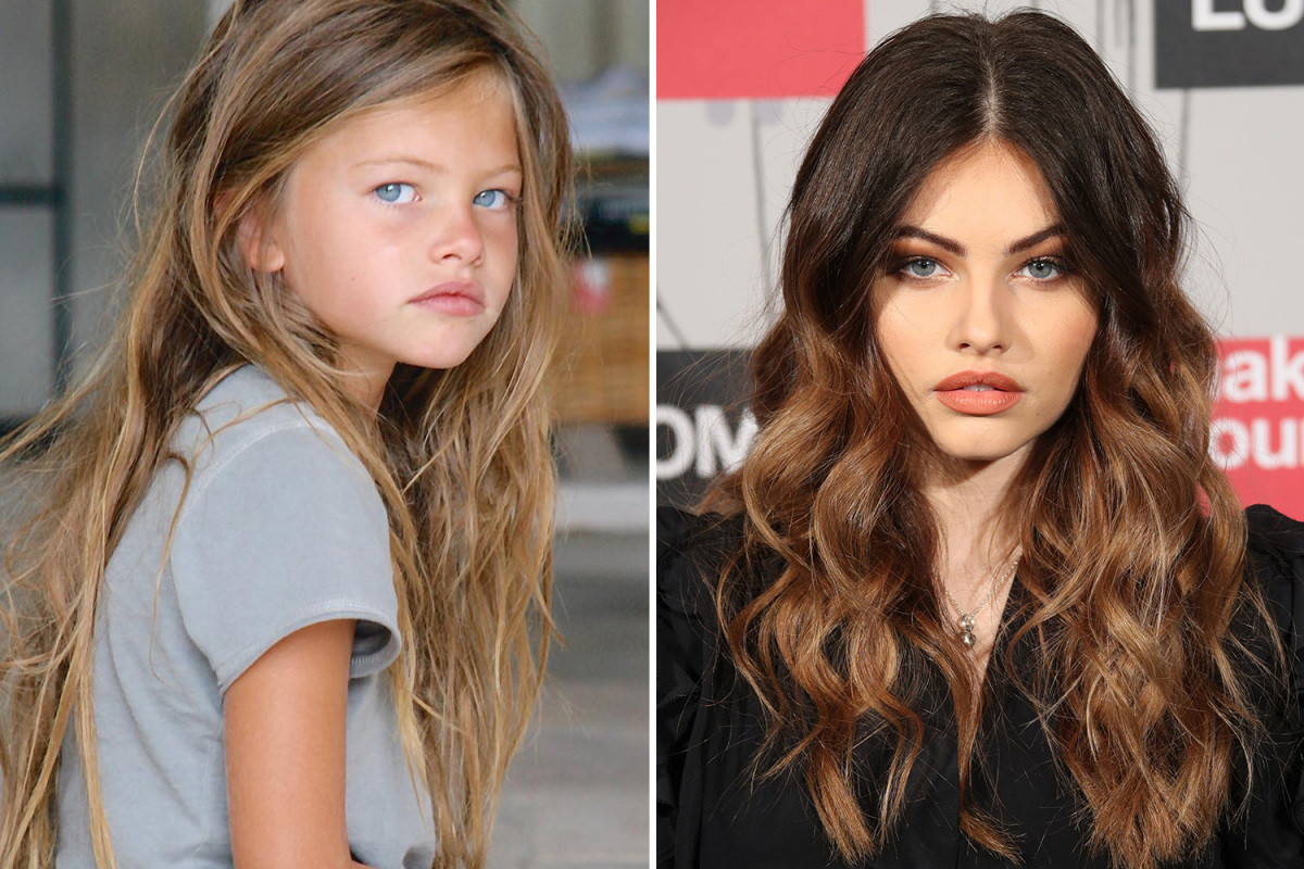 Most beautiful Girl In The World Thylane Blondeau's New Look (Photos)