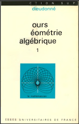 Télécharger Livre Gratuit Cours de géométrie algébrique Tome 1 pdf