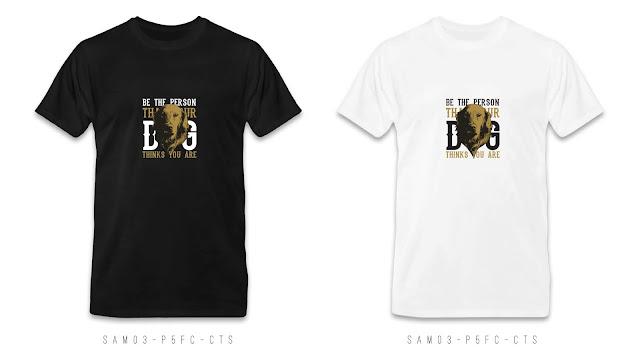 SAM03-P5FC-CTS Animal T Shirt Design, Custom T Shirt Printing
