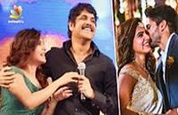Samantha's love for Nagarjuna, Naga Chaitanya's DAD! | Hot Tamil Cinema News