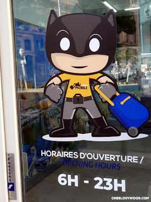 Batman La Bagmobile Marseille CINEBLOGYWOOD