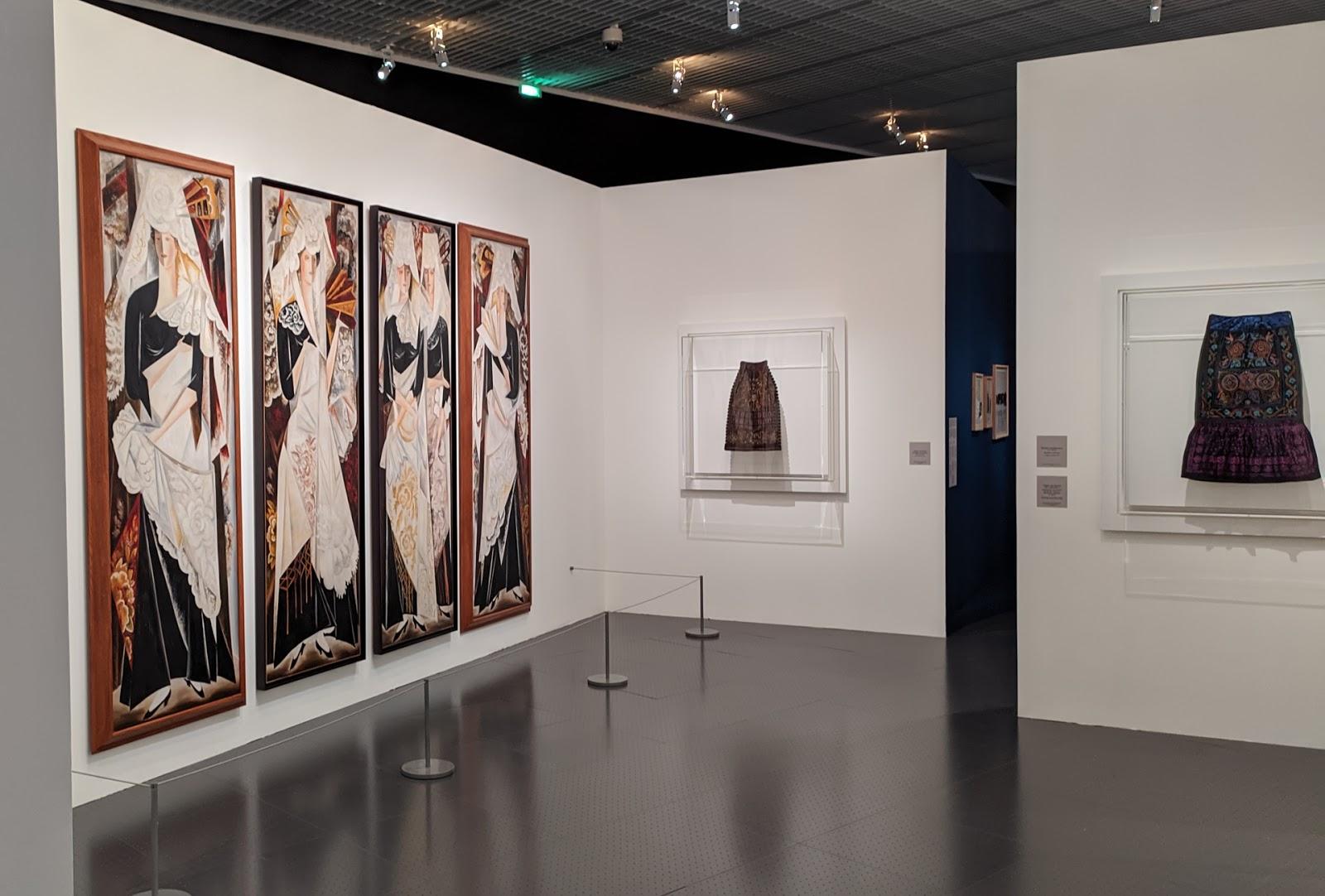 exposition folklore pompidou metz
