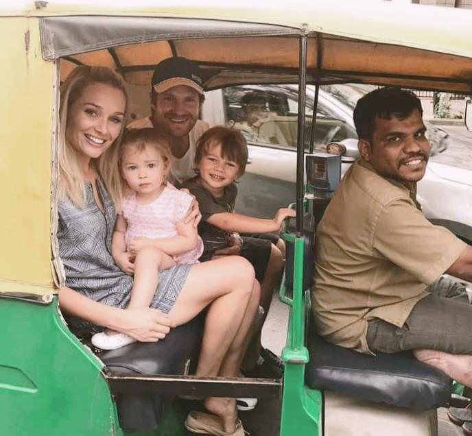 Shane Watson Family
