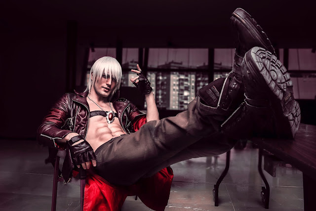 World Famous #Cosplayer @Leon_Chiro to Head to SA for @ComicConAfrica #ComicConAfrica2019