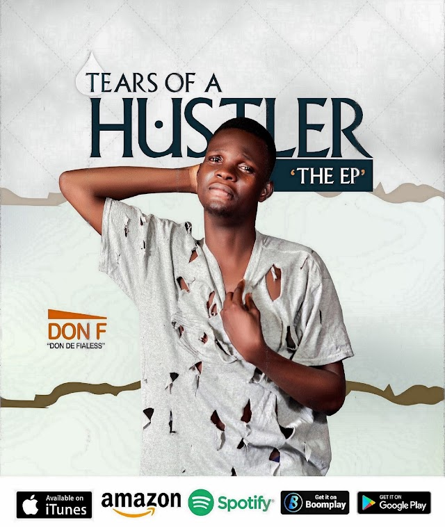 Tears Of A Hustler by Don De Fialess [The EP]