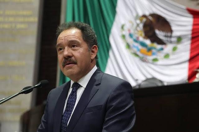 Voto mayoritario de Morena y aliados acabará con periodo de saqueo y política neoliberal en contra del sector energético: Ignacio Mier