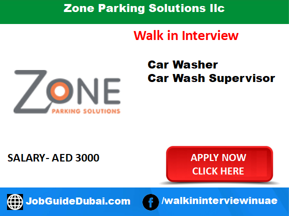 Job Interview Zone Parking Solutions Llc Job Guide