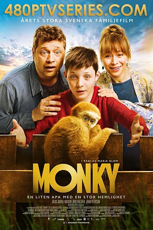 Monky (2017) 300MB Full Hindi Dual Audio Movie Download 480p Bluray thumbnail