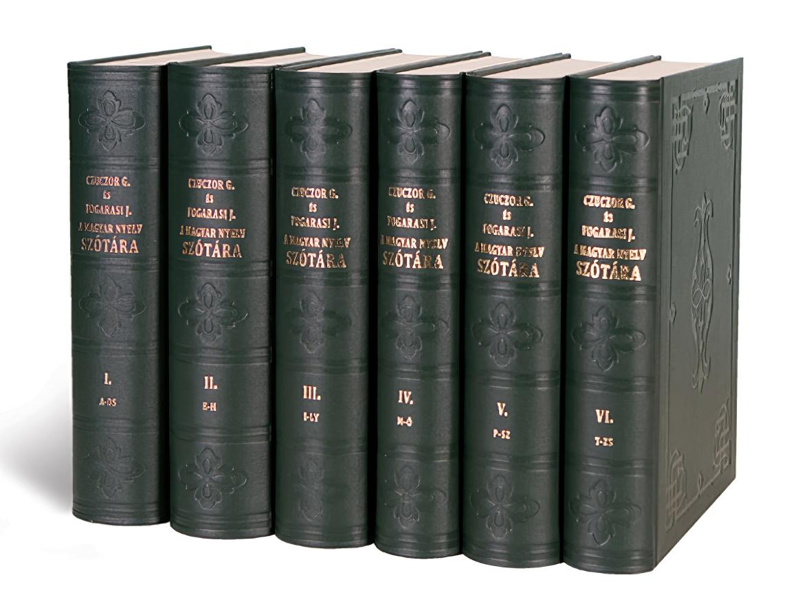 A magyar nyelv szótára