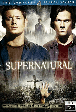 Supernatural Temporada 4 [720p] [Latino-Ingles] [MEGA]