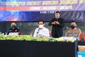Indonesia Pasar Narkoba Terbesar Asal Luar Negeri