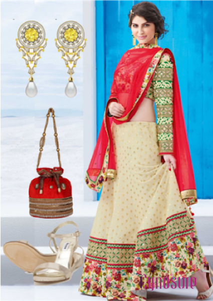 Go Ethnic This Festive Season, My Looks From Jabong