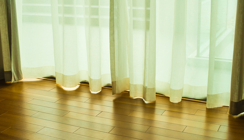 Do You Want To Have Blinds As Well Curtains If Prefer A Blind Rather Than The Rubber Backed For Privacy Will Need Ensure