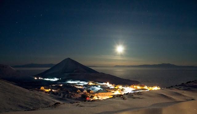 Estação McMurdo, Antártida
