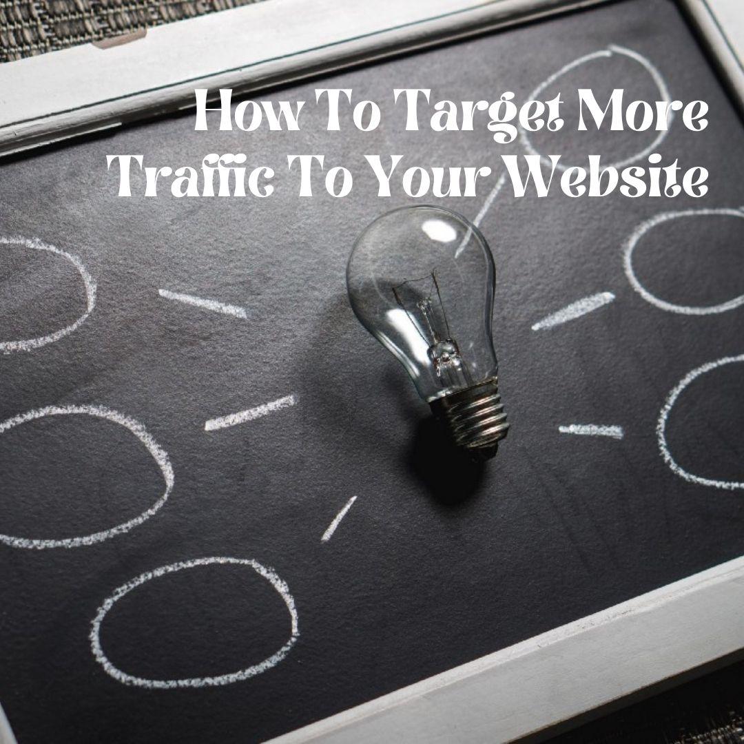 Traffic To Your Website - Prosper Affiliate Marketing